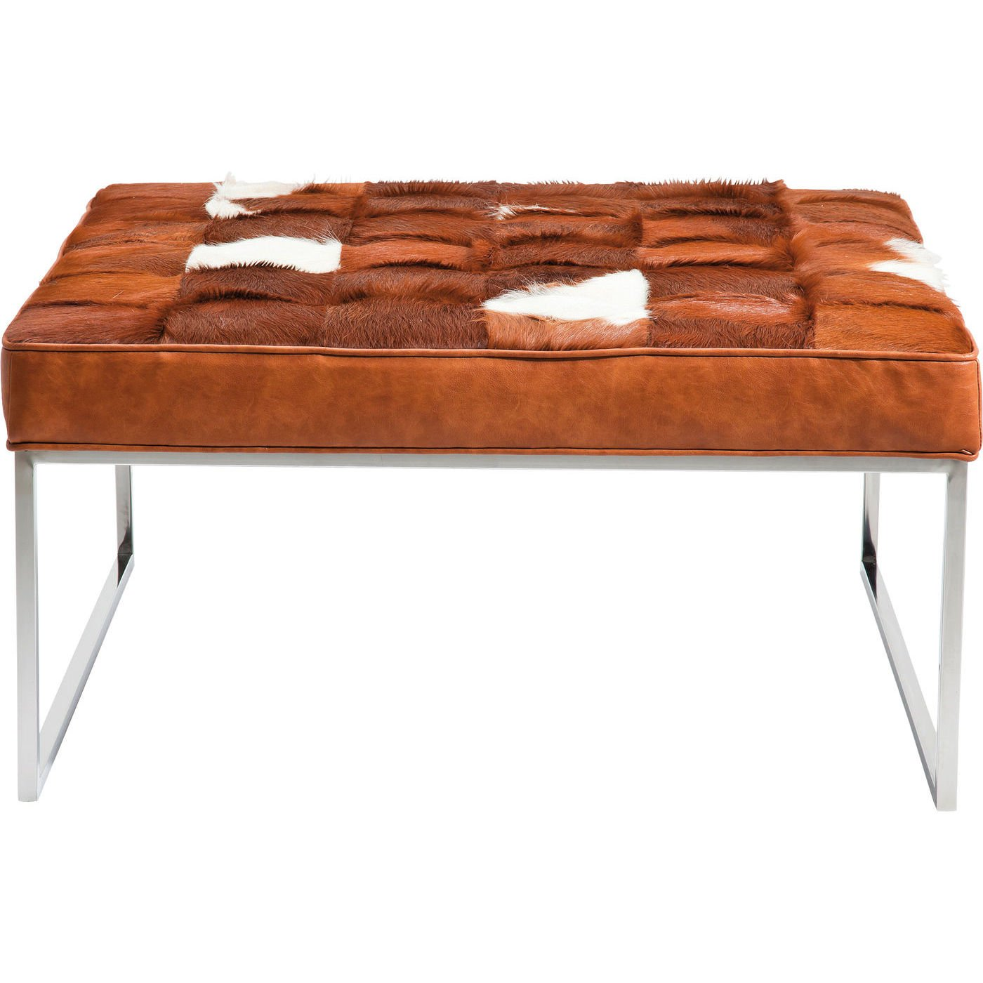 Hocker Texas Brown 92x92cm