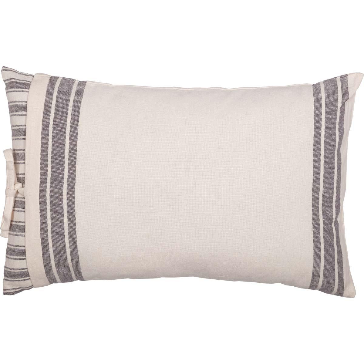 Piper Classics Market Place Duvet Cover 100/% Cotton 92 x 108 Neutral Grey /& Cream King Size Plaid Comforter Cover Modern Farmhouse Bedding 92 x 108