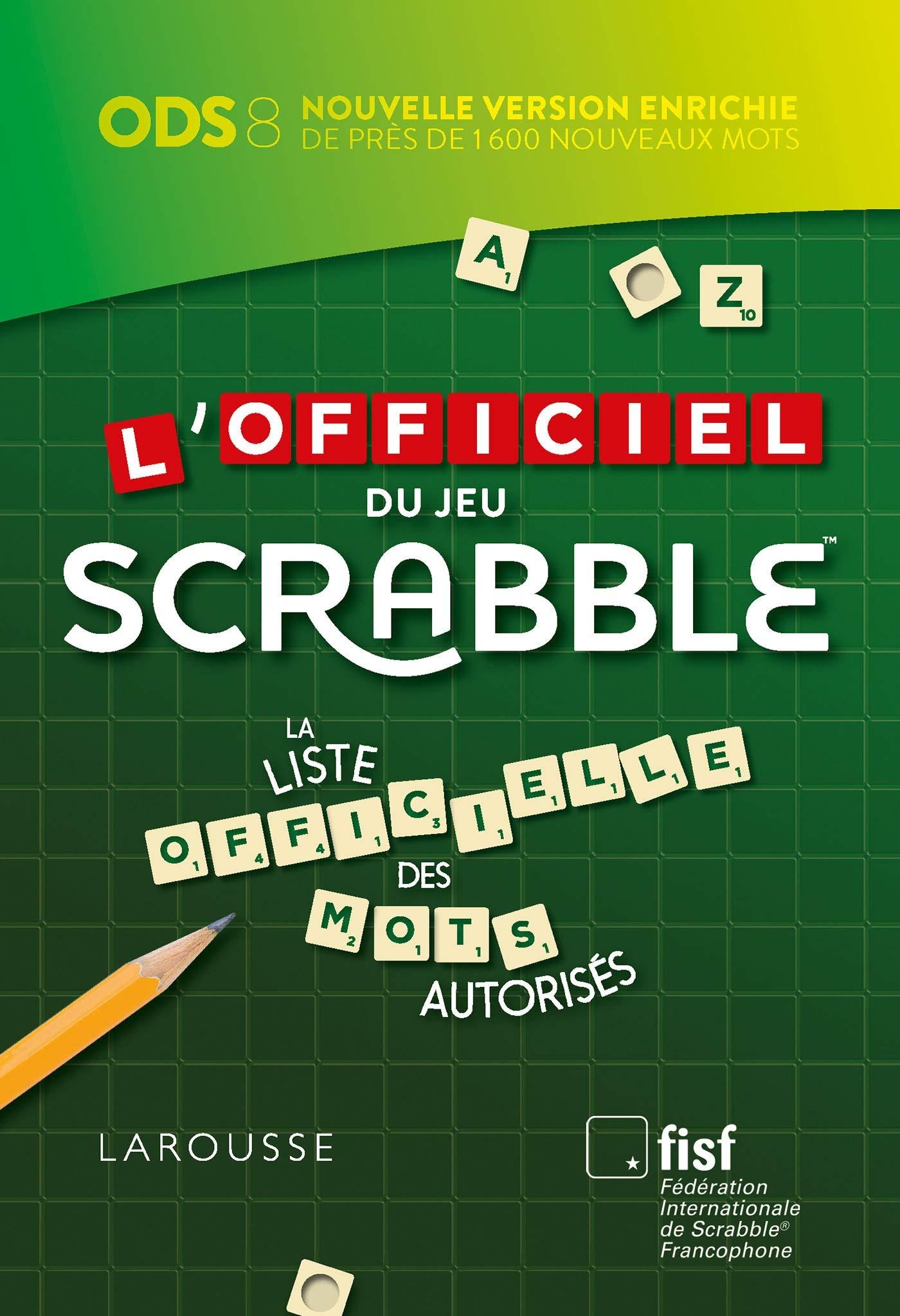 LOfficiel du jeu Scrabble®: Amazon.es: Fédération Internationale De Scrabble: Libros en idiomas extranjeros