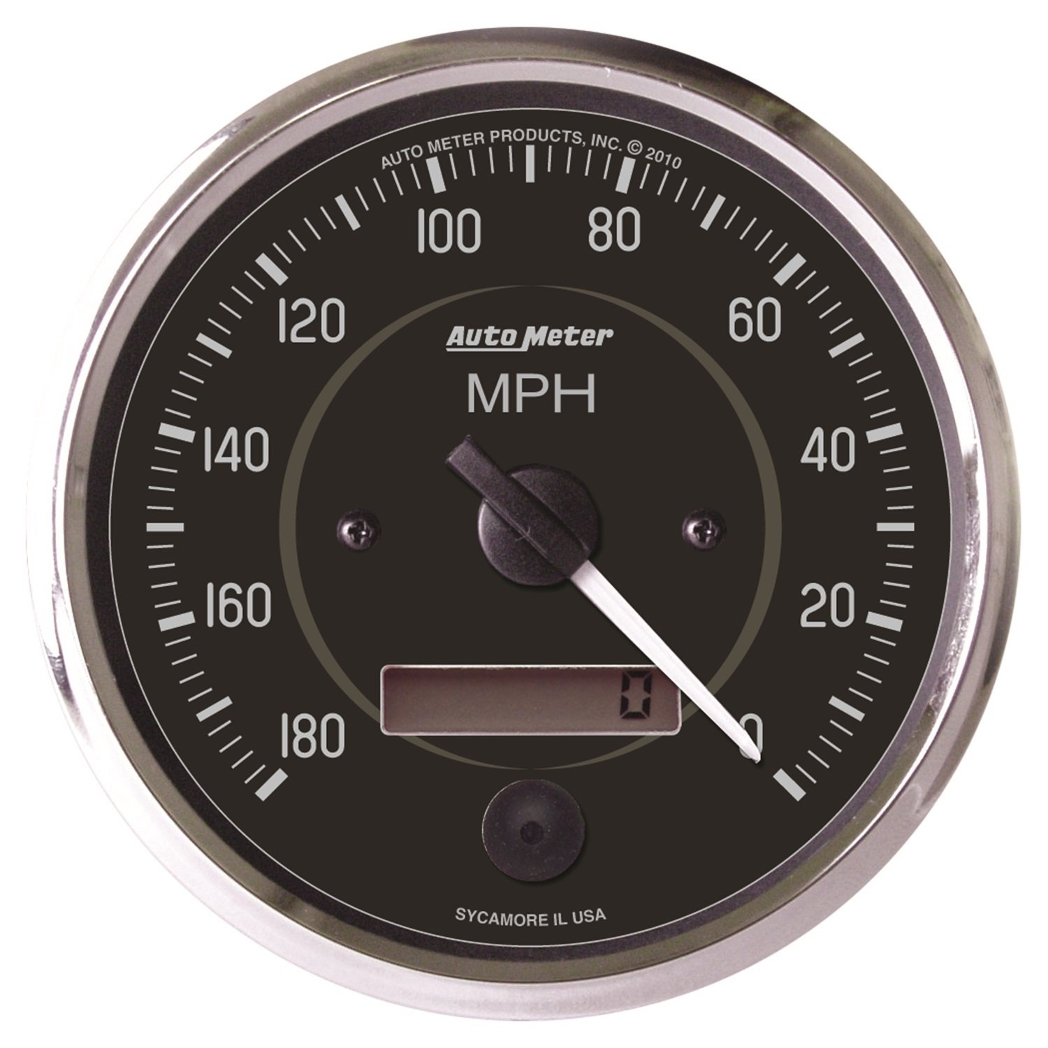 Auto Meter 201013 Cobra 4'' 180 mph Electric Speedometer Gauge