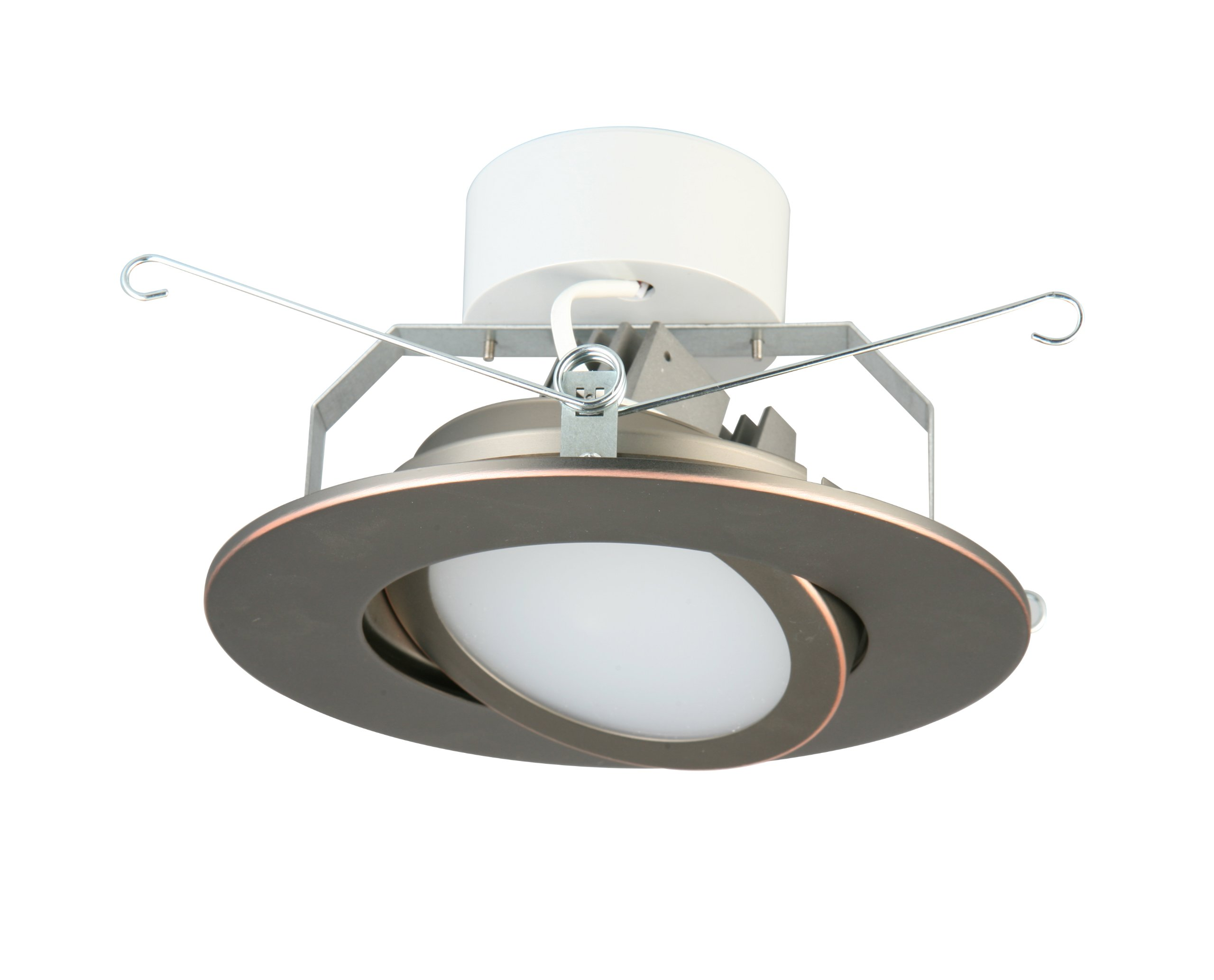 Lithonia Lighting Lithonia 6G1ORB LED M6 6-Inch Oil-Rubbed Bronze LED Gimbal Module by Lithonia Lighting