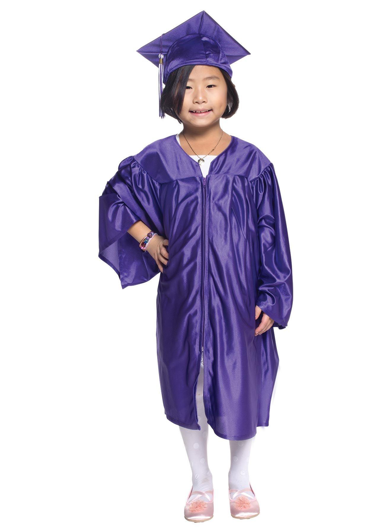 Preschool and Kindergarten Graduation Cap and Gown, Tassel and 2018 ...