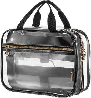 Toiletry Bag Hanging Cosmetic Travel Bag, Water-Resistant