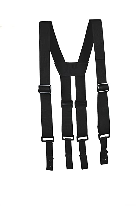 Amazon.com: Bala Gear Police Suspender/harness for Duty Belt (Black