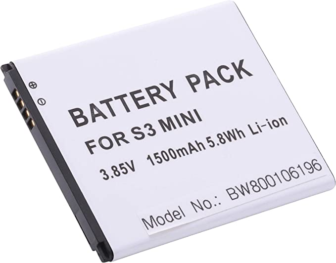 vhbw Li-Ion batería 1500mAh (3.8V) para teléfono móvil Smartphone ...