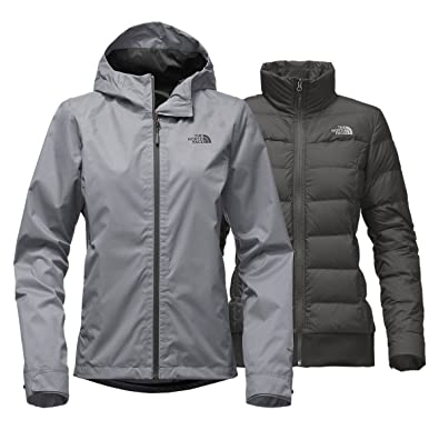 6f7f8538c Amazon.com: North Face Altier Down Triclimate Jacket Womens Style ...