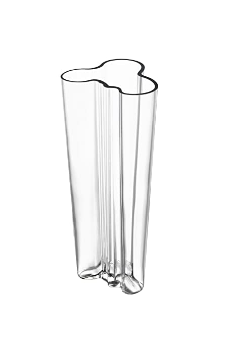 Amazon Iittala Aalto 10 Inch Vase Clear Home Kitchen