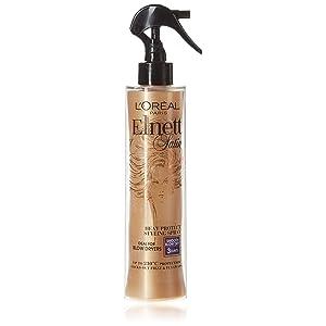 L'Oreal Elnett Heat Protect Straight Hairspray 170ml