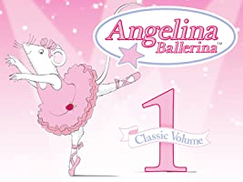 Angelina Ballerina Classic Volume 3 Available On Prime