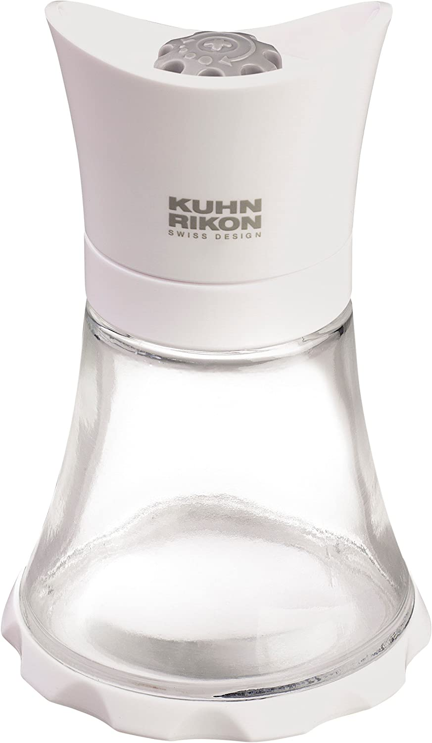 KUHN RIKON Molinillo, Color Blanco, 7.7x7.7x12.6 cm: Amazon.es: Hogar