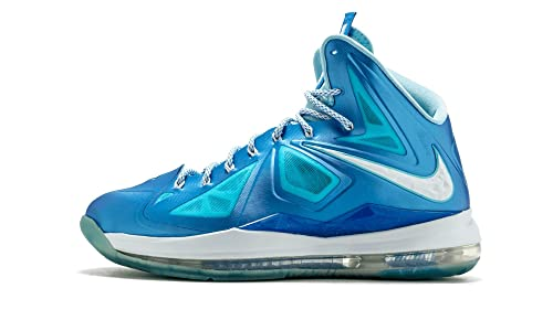 b84498a08103 Nike Lebron 10  Blue Diamond (Without Sport Pack)  - 598360-400 ...