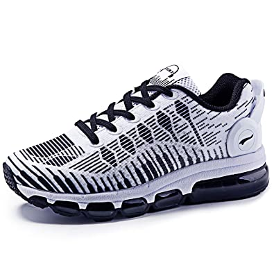 57fdd43b991f ONEMIX Running Air Cushion Sneakers Shoes for Men   Women- Lightweight  Breathable Sport   Casual Atheletic Shoes for  Jogging