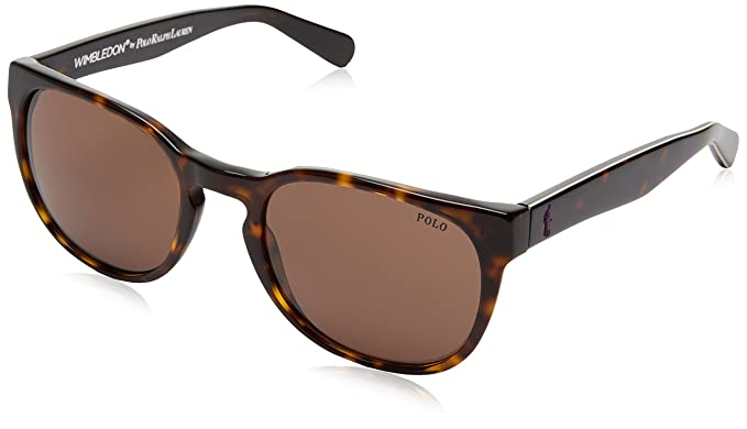 Ralph Lauren POLO 0PH4099 Gafas de sol, Shiny Dark Havana ...
