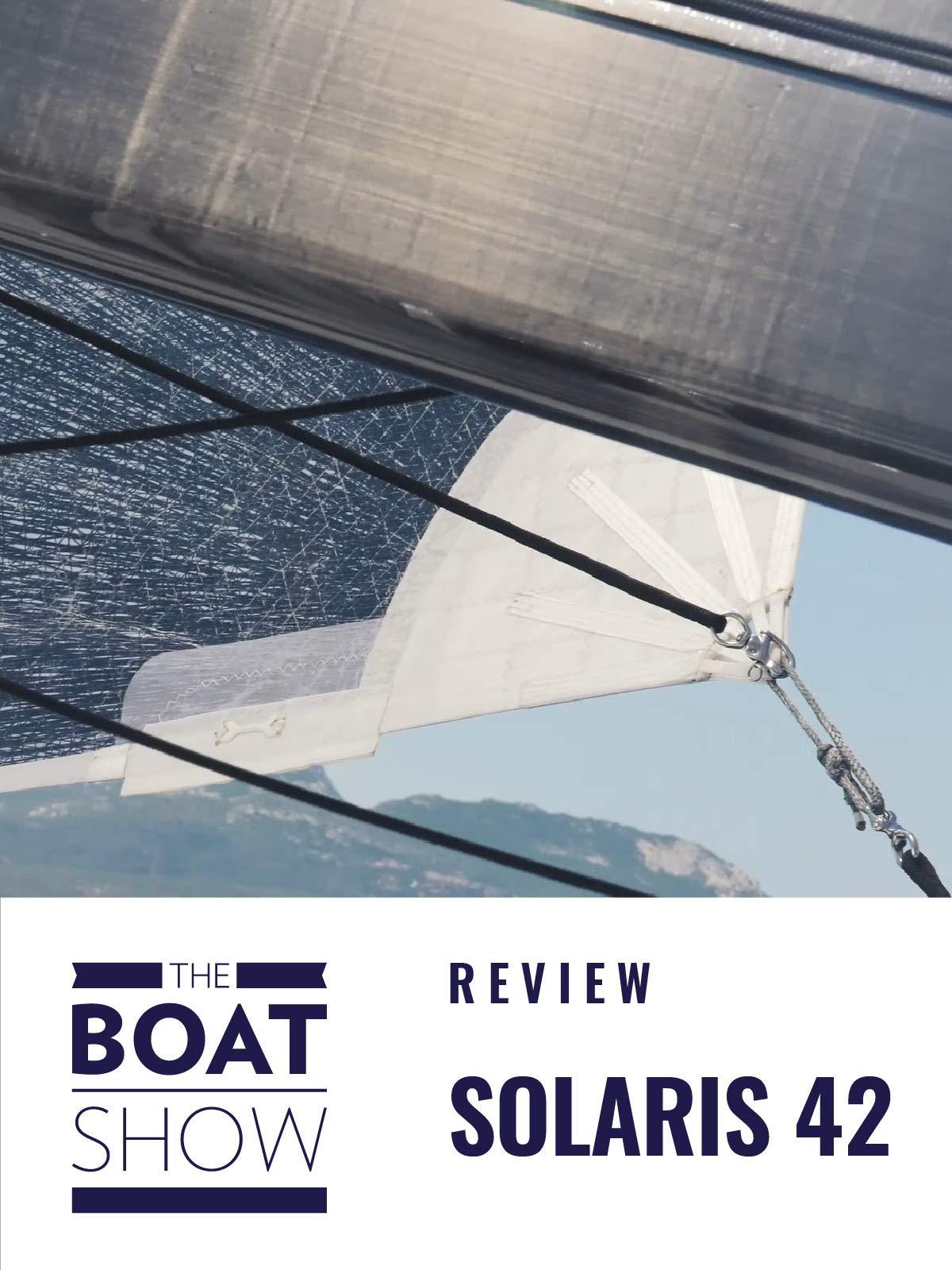 Clip: Solaris 42 - The Boat Show
