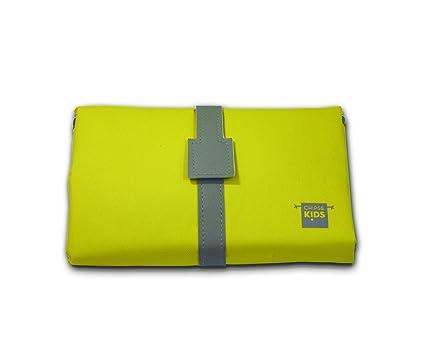 cambiador bebé portatil plegable * bolso cambiador pañales bebé de viaje * material impermeable y lavable