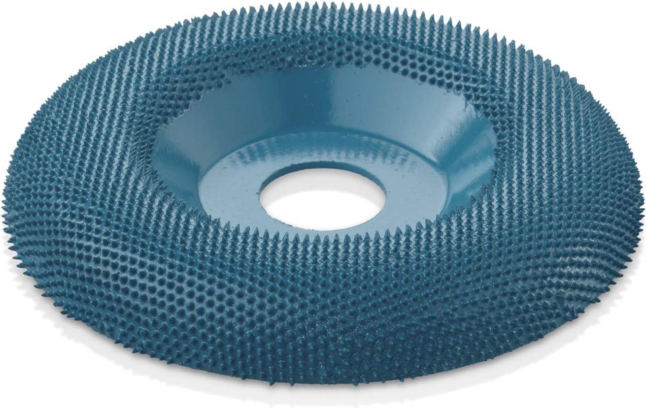 4-1//2 Kutzall roue /à plat extr/ême rev/êtement de carbure de tungst/ène 114,3 mm moyen