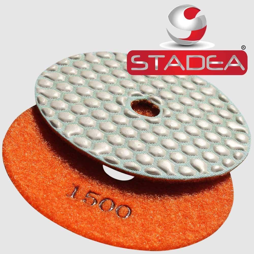 Shop N Save Diamond Tools STADEA Diamond Polishing Pad 4 Dry Grit 200 For Stone Glass STADEA Standard A