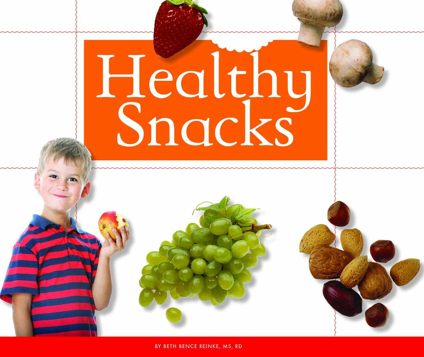 Read Online Healthy Snacks (Healthy Eating With Myplate) ebook