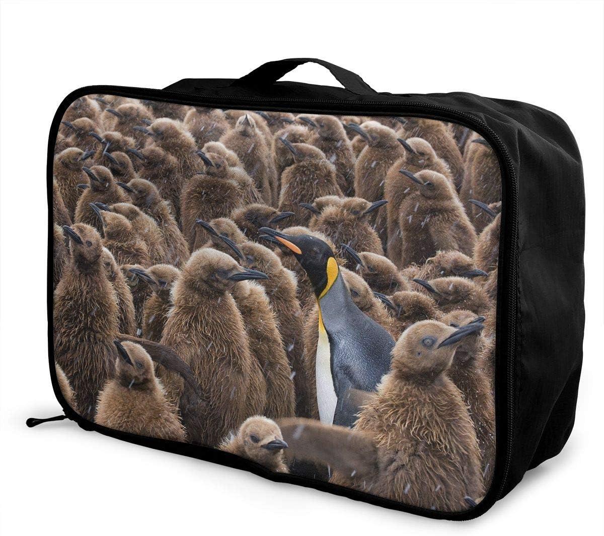 Pineapple Slice Travel Carry-on Luggage Weekender Bag Overnight Tote Flight Duffel In Trolley Handle