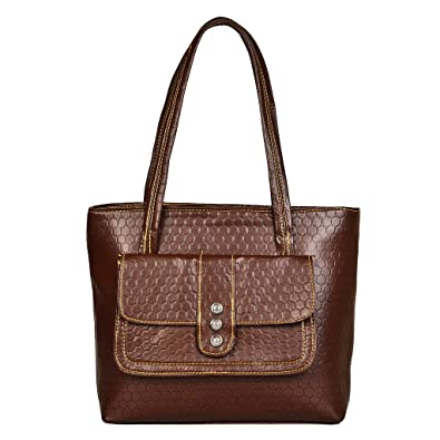 Office amp; Look Bag Brown Amazon Handbags in Women's me Handbag Shoes PqOaqwfF4