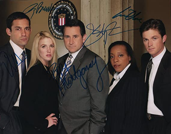 Without A Trace Anthony Lapaglia Poppy Montgomery Marianne Jean