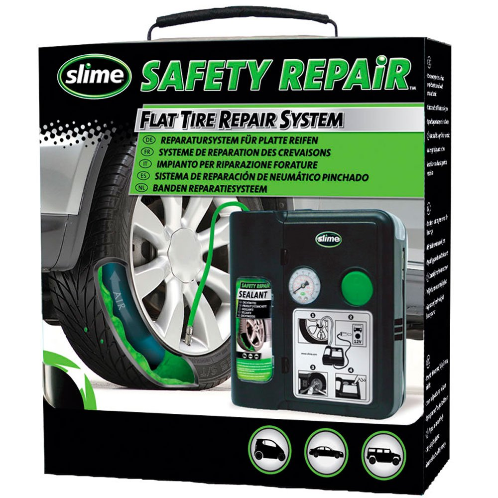 Slime 113.50053 Safety Repair - Kit Riparazione Forature 1800331