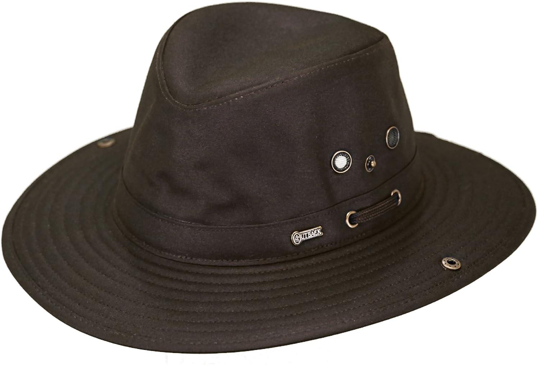 Outback Trading Oilskin River Hat