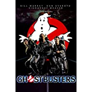 "Posters USA - Ghostbusters Movie Poster GLOSSY FINISH - MOV396 (24"" x 36"" (61cm x 91.5cm))"