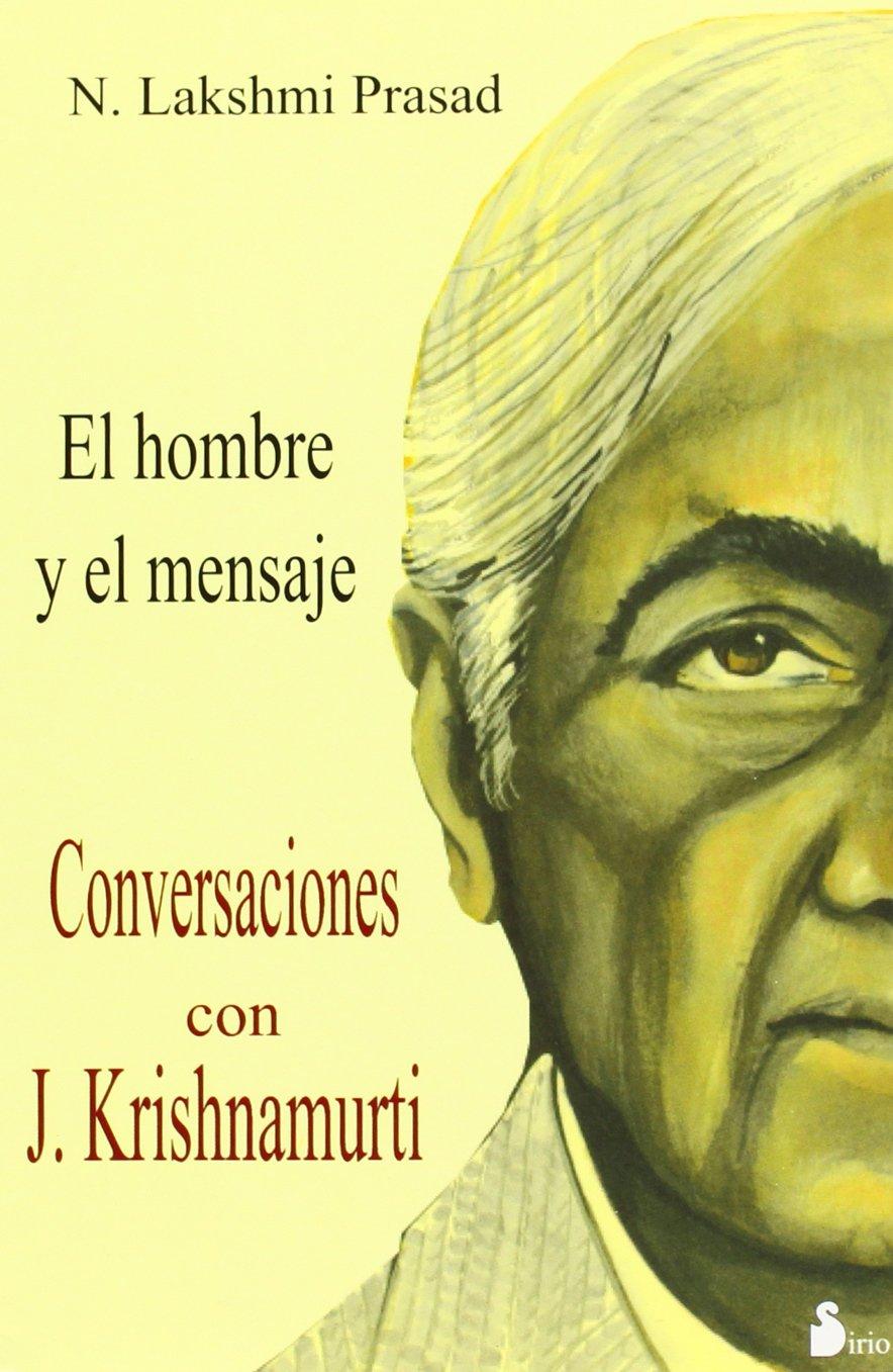 Conversaciones con Krishanmurti PDF