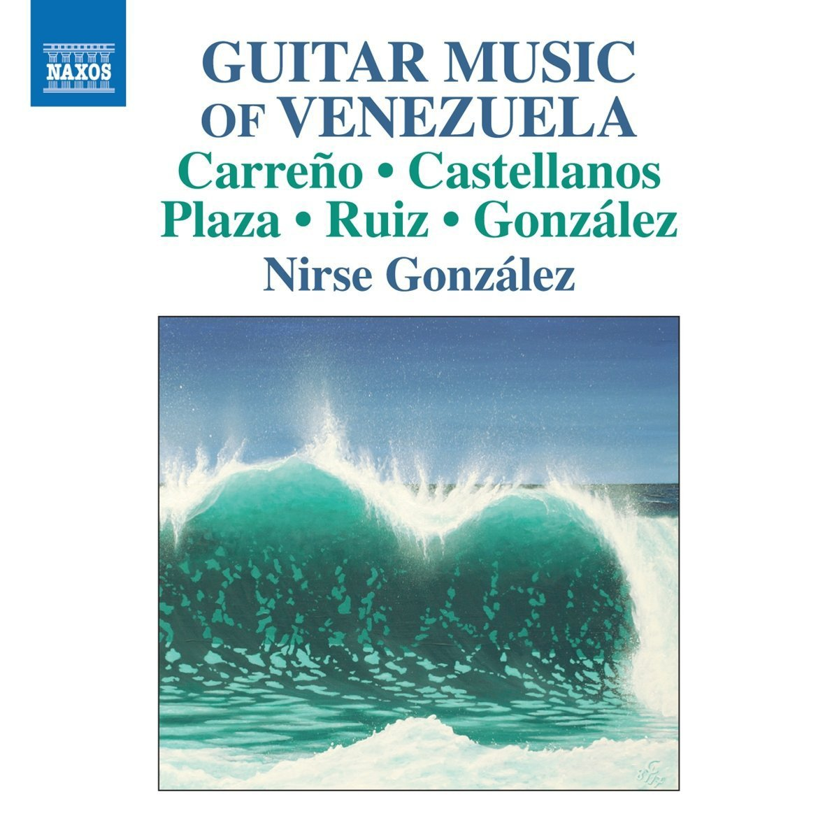 Guitar Luxury Music of Venezuela High quality new