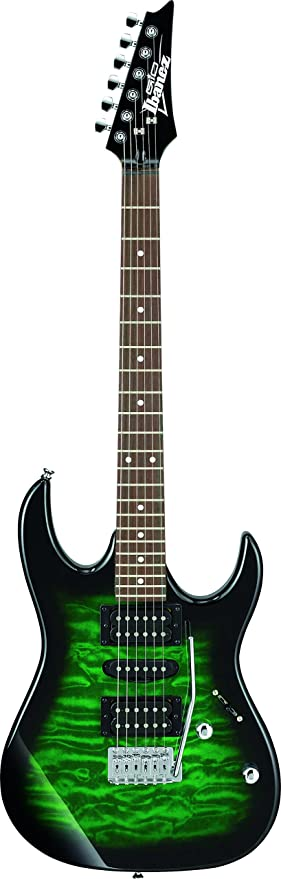 Ibanez GRX70QA-TEB - Guitarra eléctrica