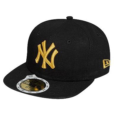 New Era Unisex Gorras / Gorra plana Leopard New York Yankees ...