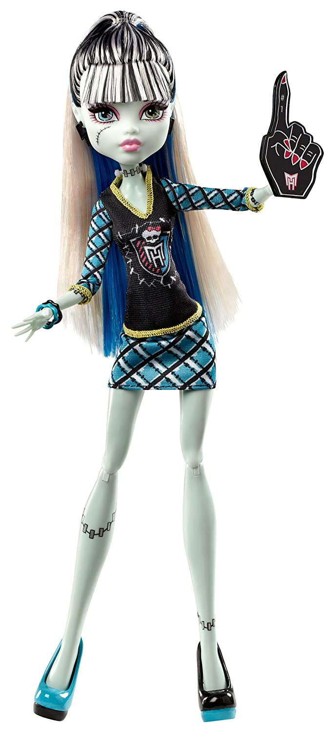 Buy Monster High Ghoul Spirit Frankie Stein Doll Online At Low Prices In India