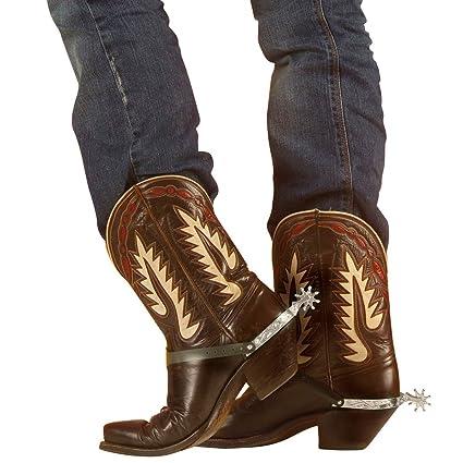 Espuelas cowboy del Oeste vaquero oeste espolón salvaje accesorio ...