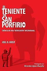 El teniente de San Porfirio (Spanish Edition) Kindle Edition
