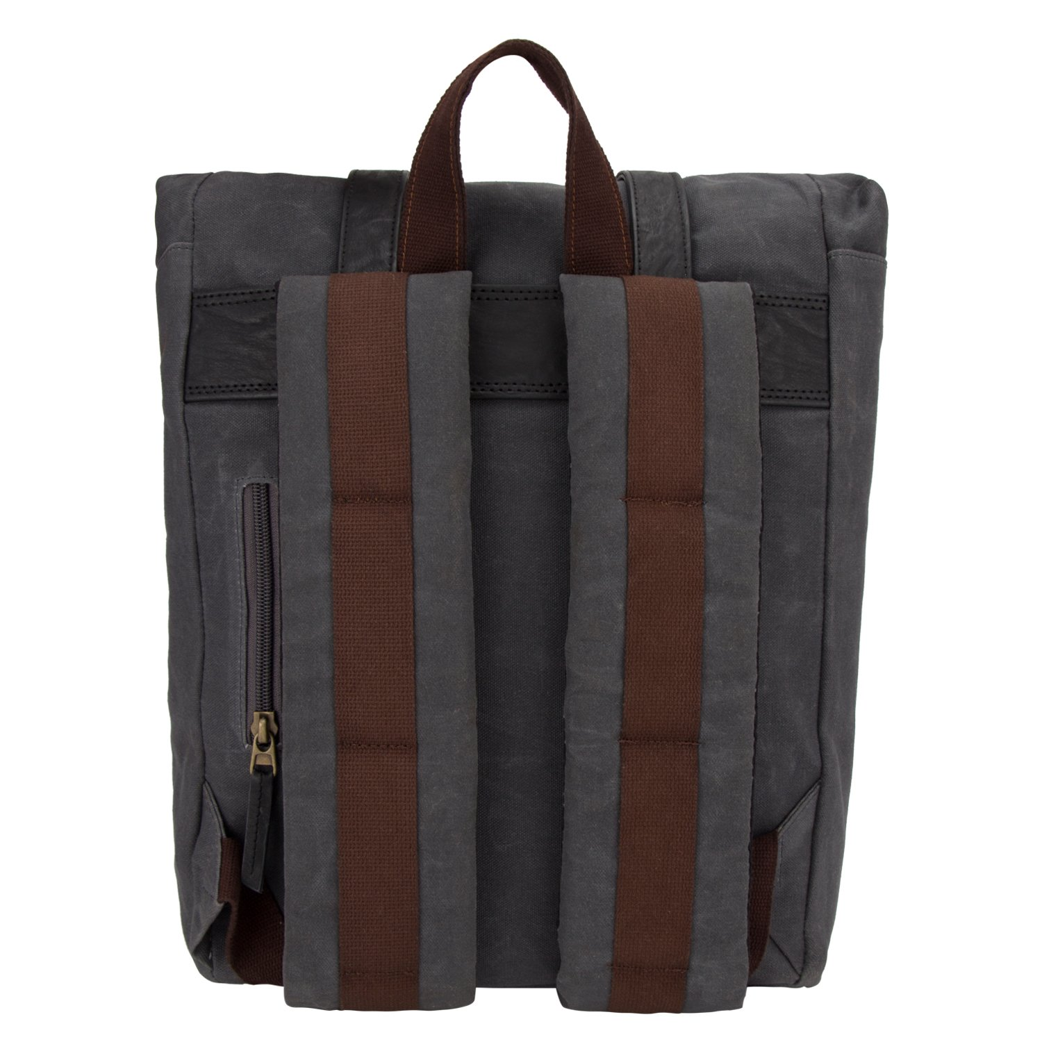 VOLOQ Hampi Canvas   Vegan Leather 16
