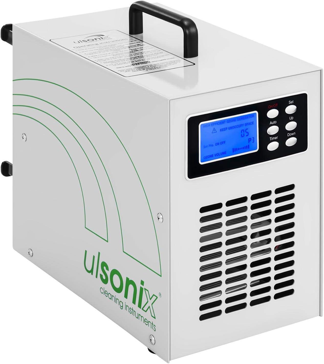 Ulsonix Generador de ozono profesional AIRCLEAN 7G Purificador ...