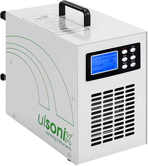 Ulsonix Generador de ozono profesional AIRCLEAN 20G Purificador ...