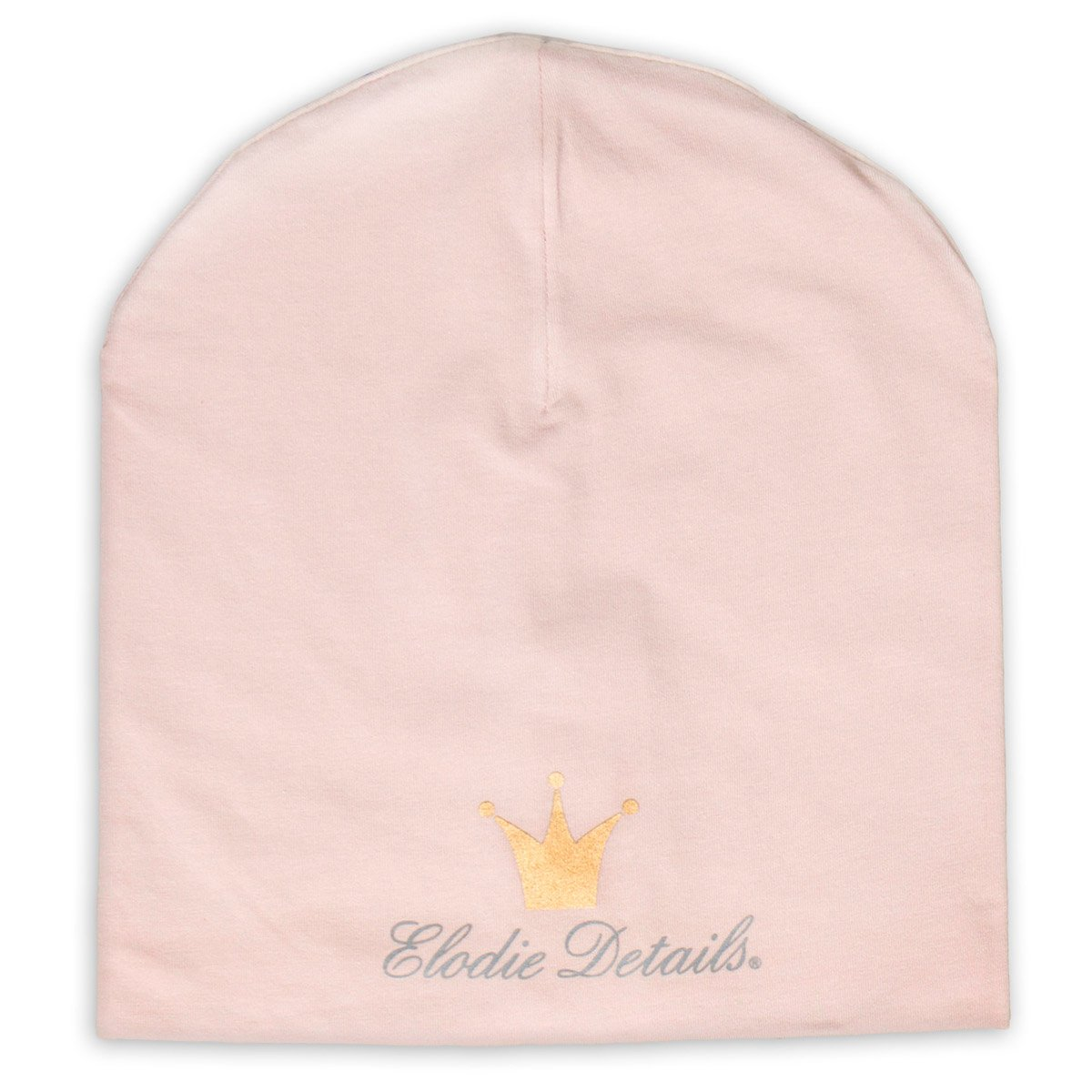Elodie Details Logo Beanie (24–36meses, Powder Pink) ELODIELGBEANPOWPNK24-36M