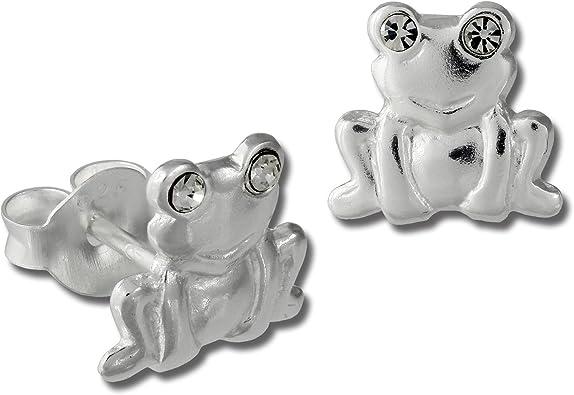 boucle d'oreille grenouille
