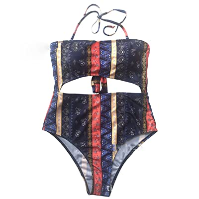 2018 Swimwear one-Piece Swimsuit