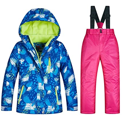 36f808dc1663 winter snowsuit newest children clothing sets hooded down jacket trousers  warm clothes kids toddler child windproof