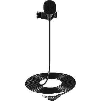 EX1 Auto Externes Mikrofon 3,5mm AUX Freisprecheinrichtung Anruf Sprachempfang