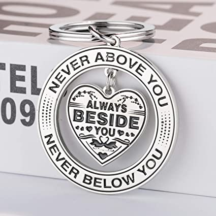 TERAVEX Personalized Inspirational Keychain Gifts
