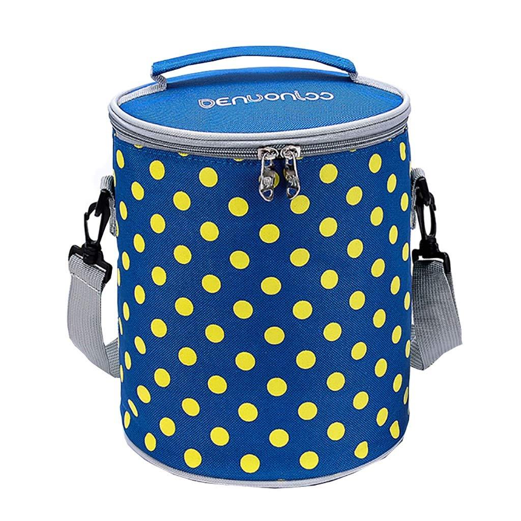 BWBLIZI Isolierte Tasche Lunchpaket Tasche Handtasche Dicke Aluminiumfolie Japanische Lunchpaket Runde Lunchpaket 19  13cm   19  22cm   20  30cm (größe   19  22cm) B07NZ6HFL9     | Verkauf