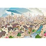 Monterey - 1000 Pieces Puzzle, City of Dreams