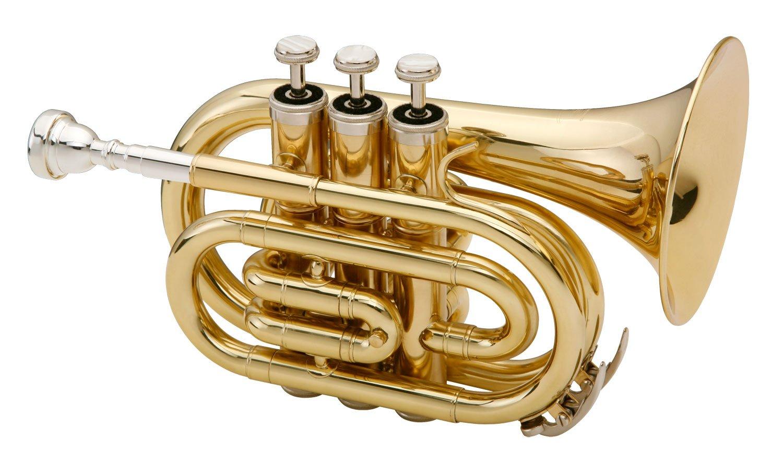 Classic Cantabile TT-500 - Trompeta de bolsillo