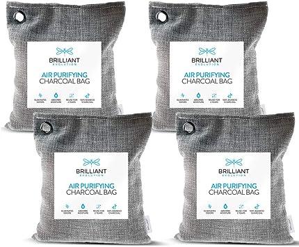 Amazon.com: Brilliant Evolution bolsa purificadora de aire ...