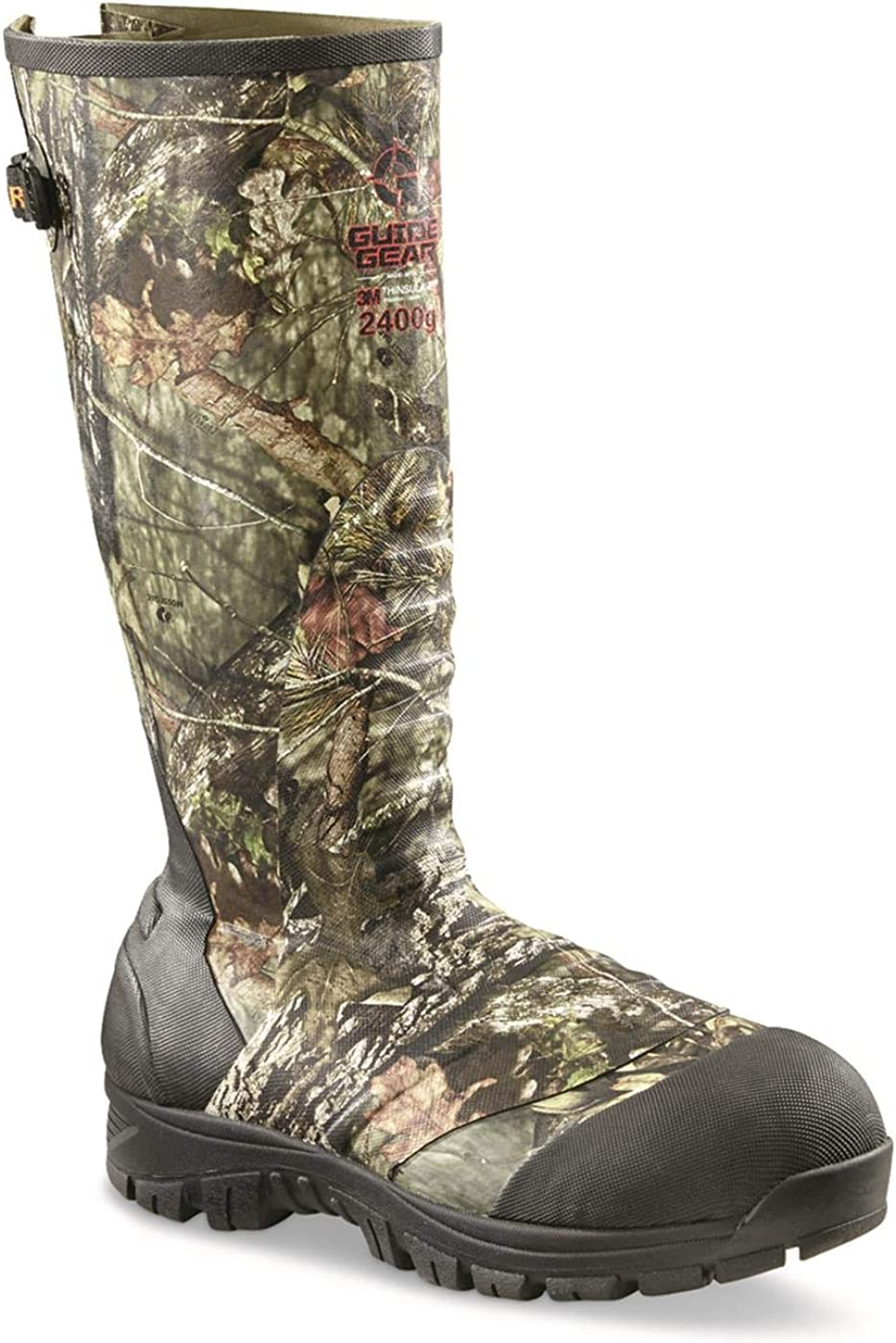Ankle Fit Insulated Rubber Boots