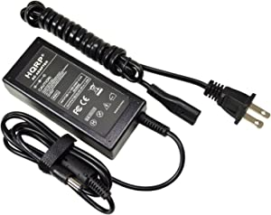 HQRP AC Adapter for iRobot 10556 10558 17062 Replacement Fast Battery Charger Power Supply Cord Plus Coaster
